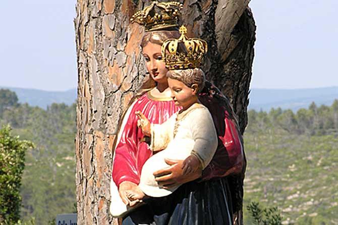 Vierge Marie Enfant Jesus