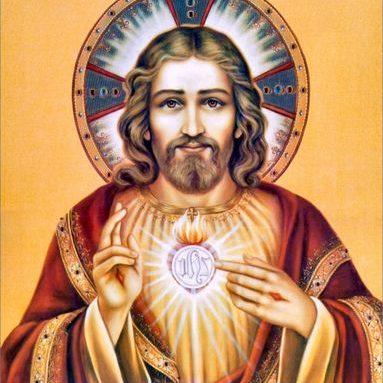 coeur eucharistique de jésus