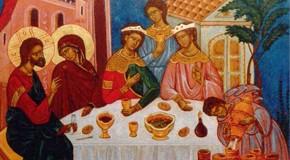 Noces de Canna de la Communion Notre-Dame de l'Alliance