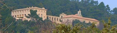 Le Monastère des Bénédictines de La Font Saint Joseph du Bessillon à Cotignac