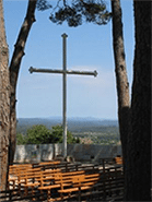 Sanctuaire de Notre-Dame de Grâce à Cotignac