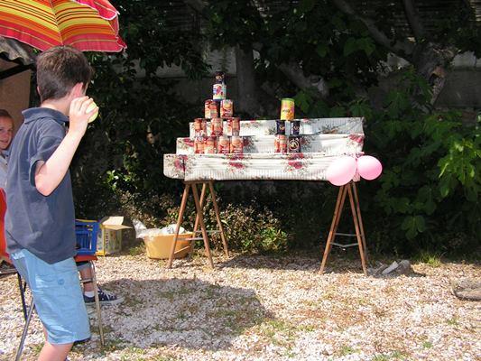 jeu, kermesse, paroisse, fête