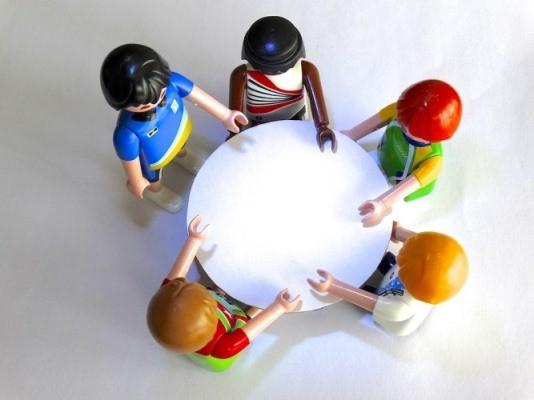 réflexion, discussion, échange