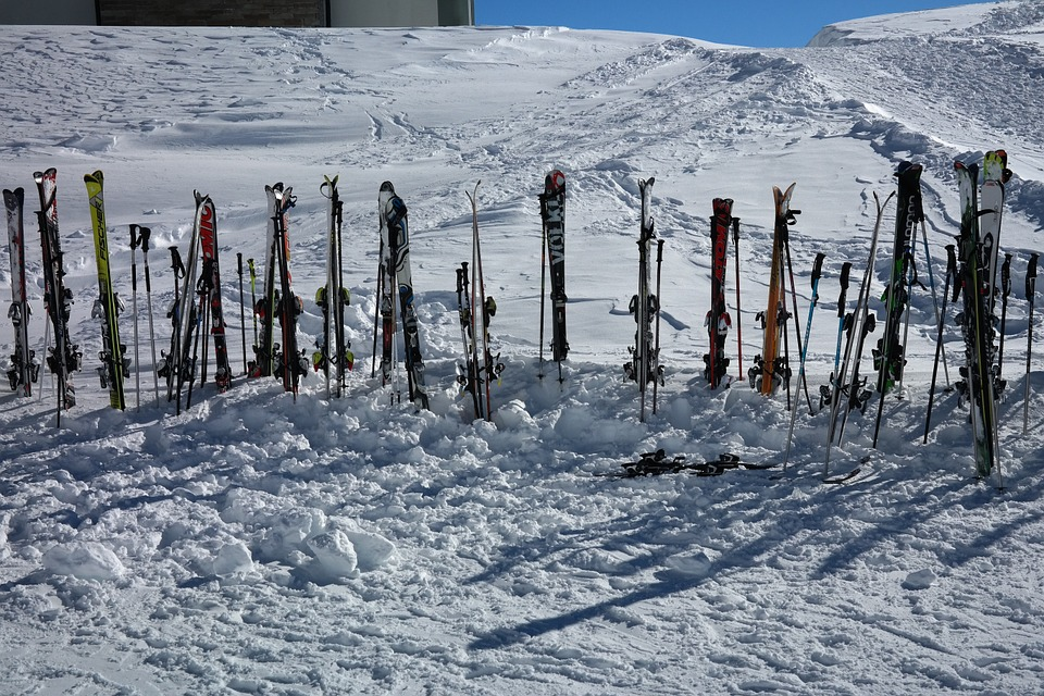 ski en paroisse