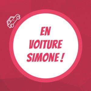 Logo du parcours En voiture Simone